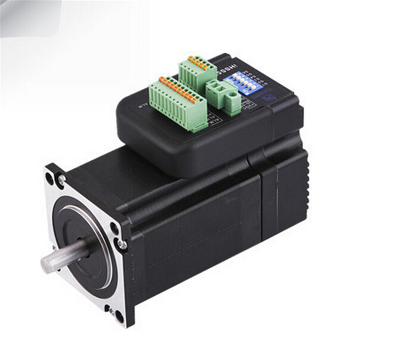 Integrate Closed Loop Stepper Motor+Drive