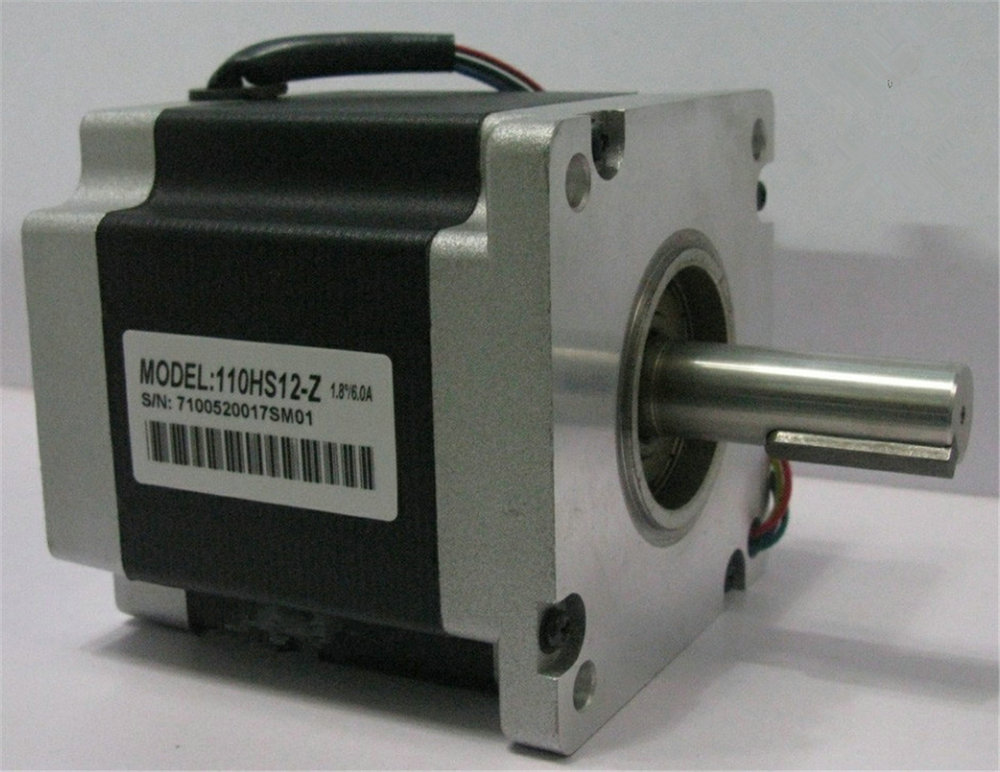 Closed-Loop Stepper Motor Drive